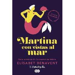 MARTINA CON VISTAS AL MAR. HORIZONTE MAR