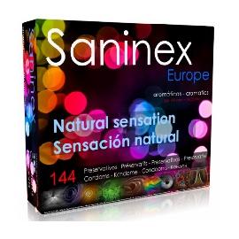 SANINEX PRESERVATIVOS SENSACION NATURAL