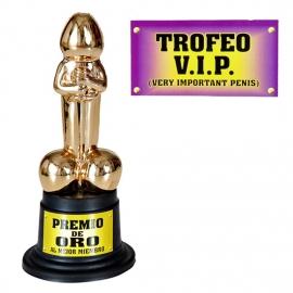TROFEO V.I.P. VERY IMPORTANT PENIS