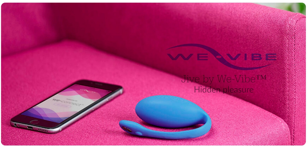 Jive by We-vibe, hidden pleasure
